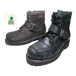シエラデザインズ SIERRA DESIGNS SD5005 7ホール バイカーブーツ メンズ 靴|nws