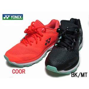 ヨネックス YONEX パワークッション セーフラン810 ランニングシューズ レディース 靴|nws
