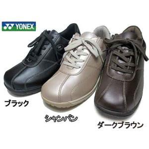 ヨネックス YONEX  レースアップウォーキングシューズ レディース 靴|nws