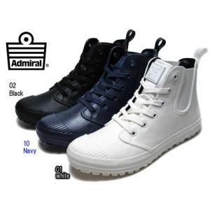 アドミラル Admiral オックスフォード WP WATER PLUS OXFORD WP レインスニーカー レディース 靴|nws