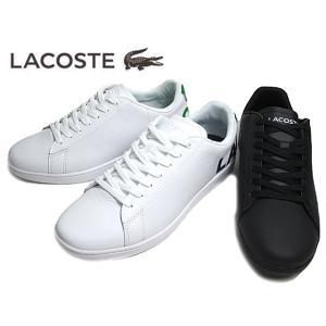 ラコステ LACOSTE SMA0052 CARNABY EVO 120 7 US スニーカー メンズ 靴|nws