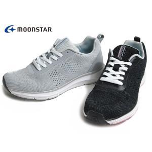 ムーンスター MOONSTAR SNGY L02 レースアップスニーカーワイズ:3E レディース 靴|nws