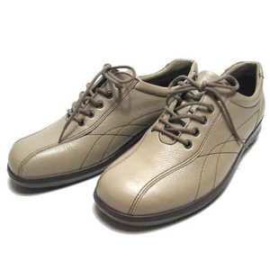 アキレスソルボ Achilles SORBO レースアップウォーキングシューズ オーク レディース・靴