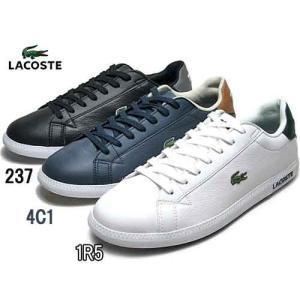 ラコステ LACOSTE GRADUATE LCR3 118 1 スニーカー メンズ 靴|nws