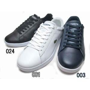 ラコステ LACOSTE カーナビー エボ BL 1 コート系シューズ スニーカー メンズ 靴|nws