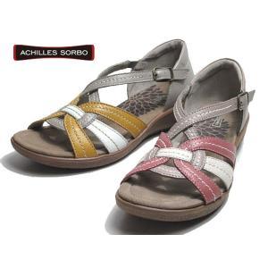 アキレス ソルボ ACHILLES SORBO 207 グラディエーター風サンダル レディース 靴|nws
