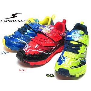 ムーンスター スーパースター 子供靴 男児用 SS K813 バネのチカラ スニーカー キッズ 靴|nws