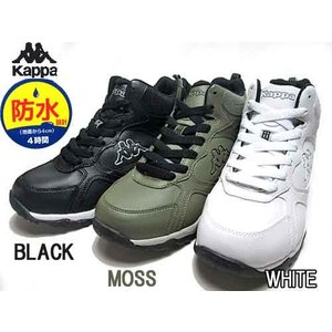カッパ Kappa スノトレ KP STM39 クレアティーボ 雪道対応 防水スノトレシューズ メンズ 靴|nws