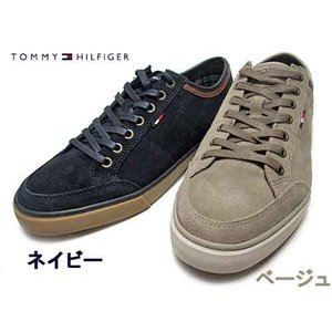 トミー ヒルフィガー Tommy Hilfiger レースアップ スニーカー メンズ 靴|nws