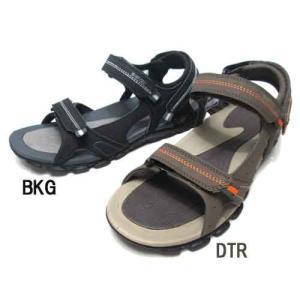 ハイテック HI-TEC TERRENO STRAP アウトドア サンダル メンズ 靴|nws