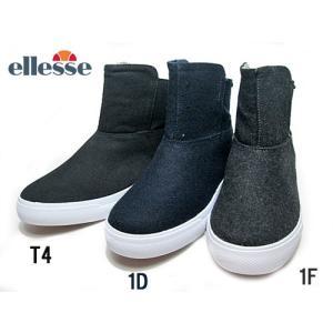 エレッセ ellesse VCU618W ティレニア ウインター ショートブーツ レディース 靴|nws