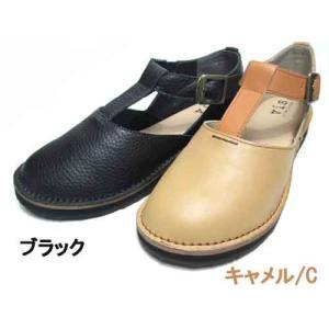 ビス Vis Tストラップカジュアルシューズ レディース・靴|nws