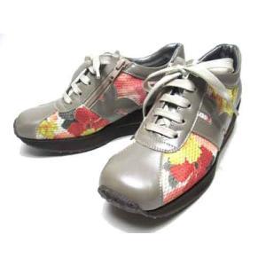 ビタノバ VITA NOVA ウェッジソールレザーレースアップシューズ レディース・靴|nws