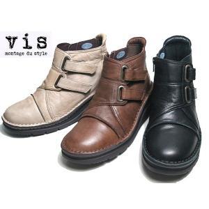 ビス vis ショートブーツ レディース 靴|nws
