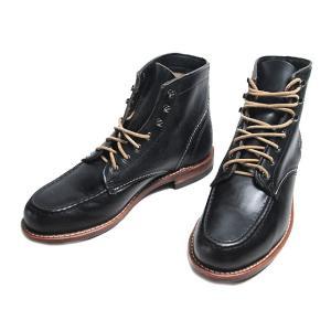 ウルヴァリン WOLVERINE W40504 1000マイルブーツ 6インチブーツ ブラック メンズ 靴 nws