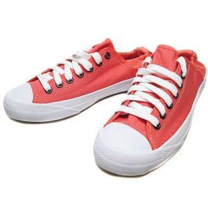 わけあり商品 ピーエフフライヤーズ PF-FLYERS SUMFUN SLIP カラー:PINK サイズ:24.5cm レディース 靴|nws