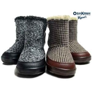 オシュコシュ OSHKOSH ウィンターブーツ ベビーブーツ キッズ 靴|nws