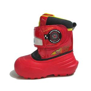ディズニー Disney ウィンターブーツ ビーンタイプ 防水設計 キッズ 靴 nws
