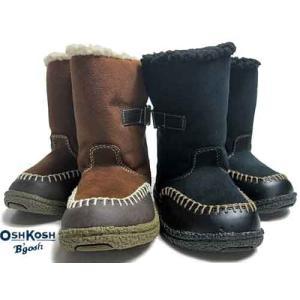 オシュコシュ OSHKOSH ウィンターブーツ ムートンブーツタイプ キッズ 靴|nws