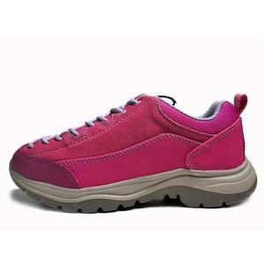スポルディング SPALDING ポールウォーキング ウォーキングシューズ ピンク レディース 靴|nws
