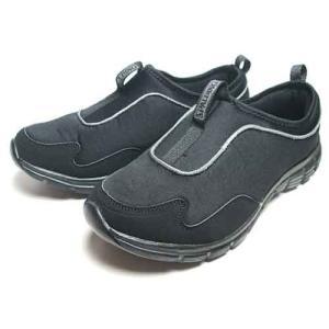 スポルディング SPALDING ふわふわインソール スリッポン 黒 スニーカー メンズ 靴|nws