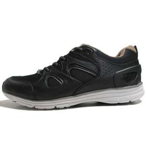 ムーンスター ワールドマーチ MOONSTAR WORLD MARCH ウォーキングシューズ トレイル  ブラック メンズ 靴|nws