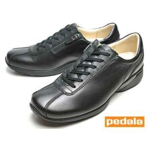 アシックス ペダラ asics Pedala  ファスナー付き レースアップウォーキングシューズ  レディース 靴|nws