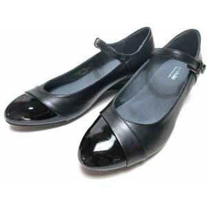 アシックス ペダラ  asics Pedala ウォーキングストラップパンプス ブラック レディース・靴|nws