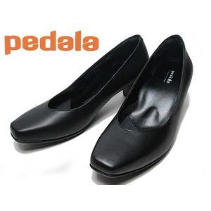 アシックス ペダラ asics PEDALA プレーンパンプス 2E ブラック レディース 靴|nws