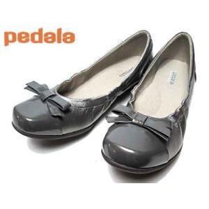 アシックス ペダラ  asics Pedala リボンデザインウォーキングシューズ ガンメタル レディース 靴|nws