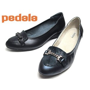 アシックス ペダラ asics Pedala WP671T 3E ウエッジヒールパンプス レディース 靴|nws
