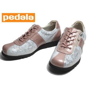 アシックス ペダラ asics PEDALA WALKING SHOES 3E フロステッドアーモンドバーチ レディース 靴|nws