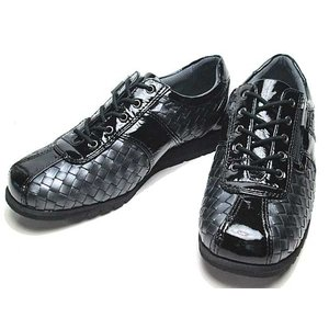 アシックス ペダラ asics PEDALA WALKING SHOES 3E ブラックブラック レディース 靴|nws