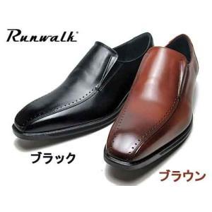 アシックス asics ランウォーク Runwalk スワールモカ スリッポンタイプ ビジネスシューズ メンズ 靴 nws