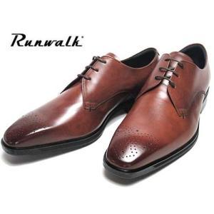 アシックス asics ランウォーク Runwalk メダリオン ブラウン ビジネスシューズ メンズ 靴|nws