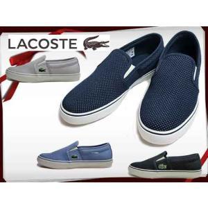 ラコステ LACOSTE  ガゾン スリッポン 116 2 スニーカー レディース 靴|nws