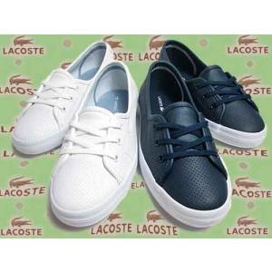 ラコステ LACOSTE ジアン チャンキー 116 2 スニーカー レディース 靴|nws