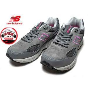 ニューバランス new balance ランニング ウォーキング 4E グレーパープル レディース 靴|nws