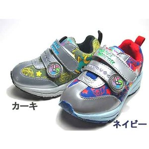 妖怪ウォッチ YOKAI WATCH ジバニャン ブシニャン マジックベルト スニーカー キッズ 靴|nws