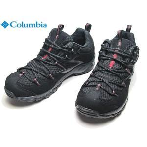 コロンビア Columbia セイバー3ロウオムニテック トレッキングシューズ ブラック メンズ 靴|nws