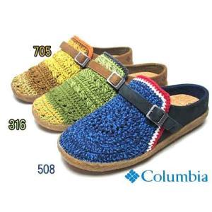 コロンビア Columbia チャドウィック ハンドニット クロッグサンダル メンズ レディース 靴|nws
