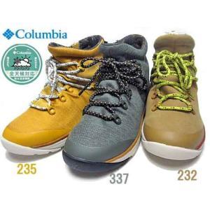 コロンビア Columbia 919 MID 2 OMNI-TECH アウトドアスタイルブーツ メンズ レディース 靴|nws