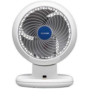 扇風機 サーキュレーター 首振り リモコン タイマー 14畳 静音 小型 人気 コンパクト リモコン付 タイマー付 アイリスオーヤマ PCF-C18 nyanko 04