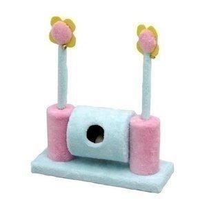 キャットタワー ≪数量特別☆大特価≫ミニキャットランド MCL-8 アイリスオーヤマ 猫用品 コンパクト おもちゃ キャットタワー|nyanko