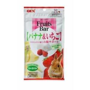 Fruits Bar バナナ&いちご ジェックス