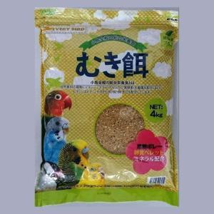 エブリバードむき餌 4kg アラタ|nyanko