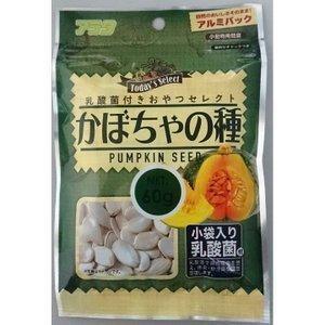 乳酸菌付きおやつセレクト かぼちゃの種 60g アラタ 小動物用 フード nyanko