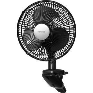 狭い場所でも取付けできるクリップ扇風機! ひと回り大きい23cmのクリップ扇で、より遠くまで涼しい風...
