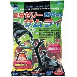 マルカン 昆虫ゼリー サムライ 50個入 (虫...の関連商品7