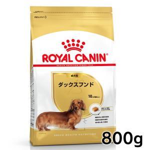 ロイヤルカナン 犬 ダックスフンド 成犬用 800g ドッグフード ペットフード 正規品|nyanko